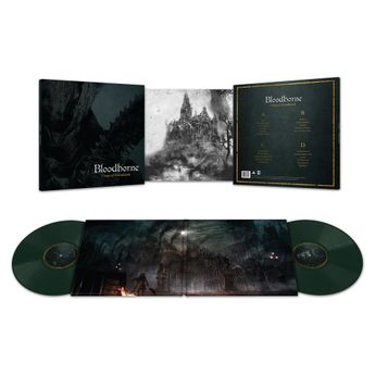Bloodborne Official Soundtrack Vinyl