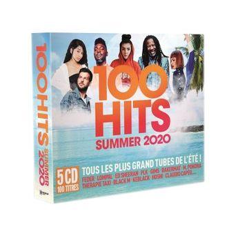 100 Hits Summer 2020 - CD