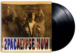 2Pac - 2Pacalypse Now - Vinyle