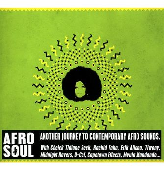 Afrosoul 2 - CD