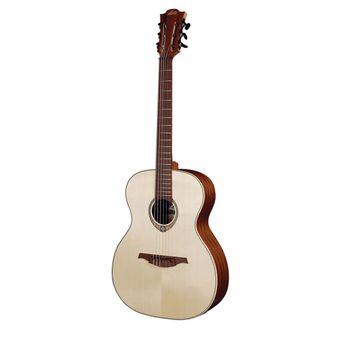 LAG - TN70A NYLON AUDITORIUM NAT Guitare Classique