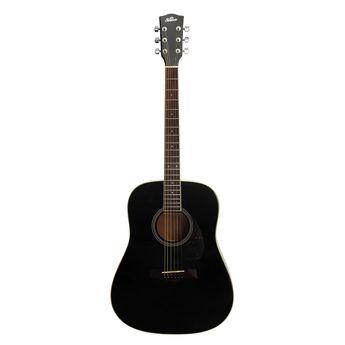 Shiver - GFS-50 noire guitare Folk