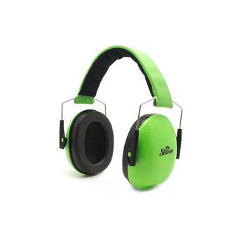 Shiver - Casque de protection auditive - Vert