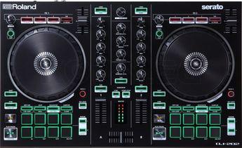 DJ-202 CONTRÔLEUR DJ USB