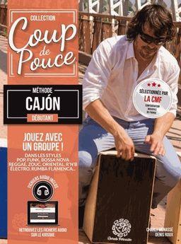 Coup de Pouce - Méthode Cajon Vol. 1
