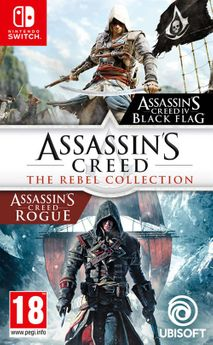 Assassin's Creed : The Rebel Collection - Assassin's Creed IV Black Flag + Assassin's Creed Rogue