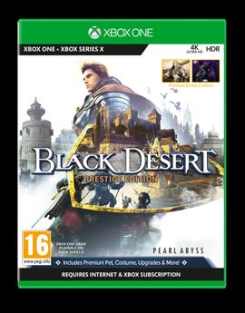 Black Desert Prestige Edition - Xbox One