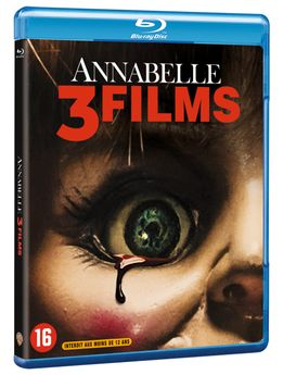 Annabelle 3-Film Collection (BRD)