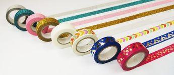 Masking tape adhesif deco