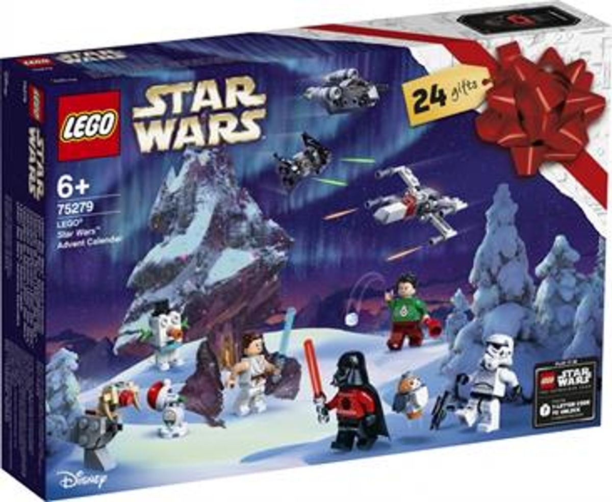 Calendrier Avent LEGO Stars wars
