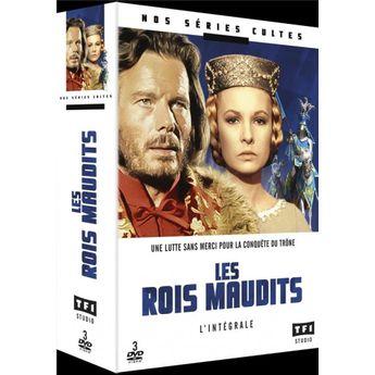 Cof2018 Les Rois Maudits L'Integrale Stv Dvd
