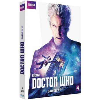Doctor Who Saison 10 - 4 Dvd