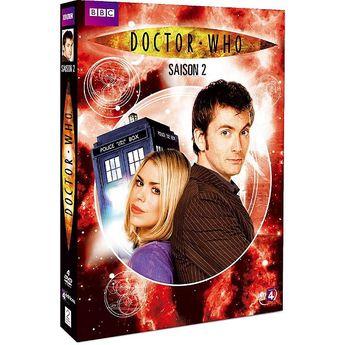 Doctor Who Saison 2 - 4 Dvd