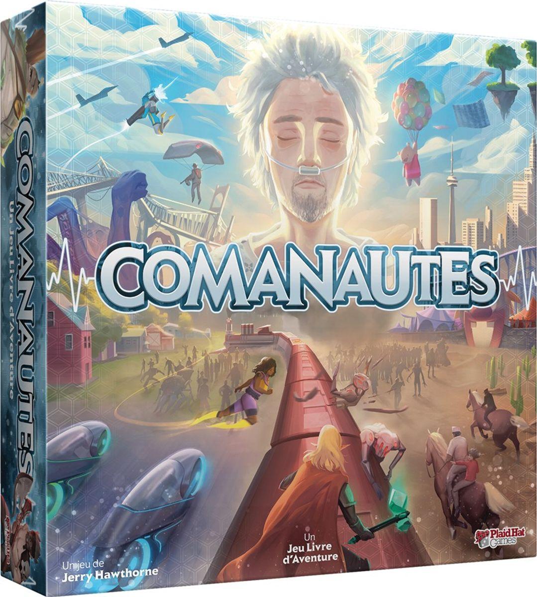 Comanautes