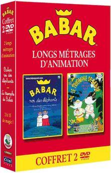 Babar - Longs Métrages D'Animation - DVD