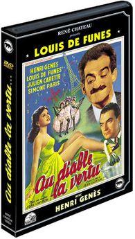 Au Diable La Vertu - DVD René Chateau