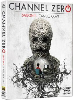 Channel Zero - Saison 1 - Candle Cove - Blu-ray