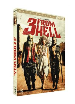 3 From Hell - DVD