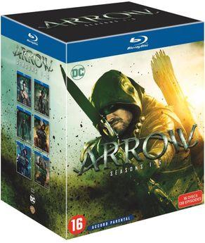 Arrow - S1-6 (Blu-Ray)