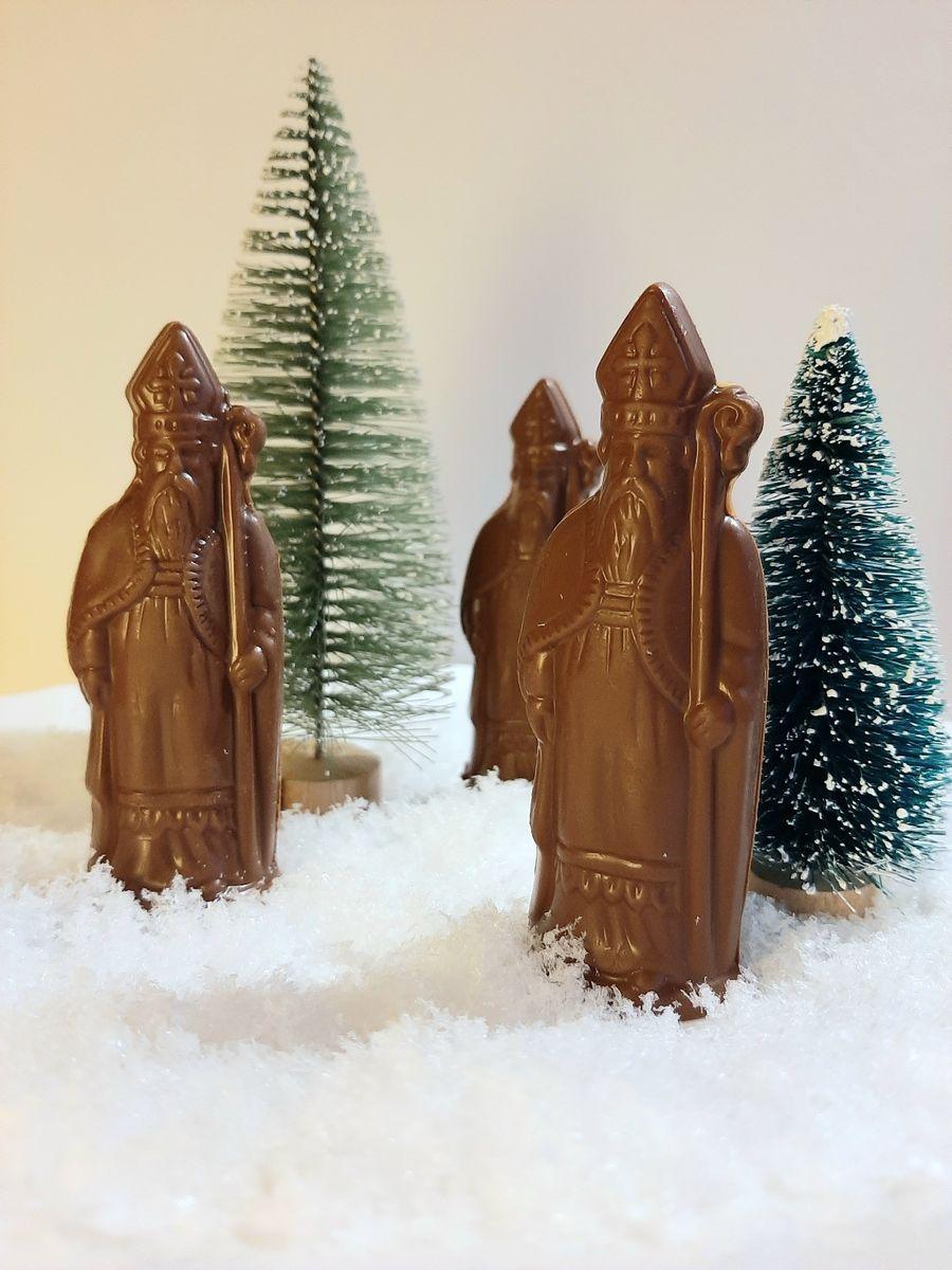 DIY - Chocolats de Saint-Nicolas