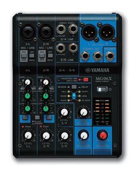 Table De Mixage Analogique MG06X
