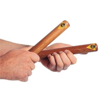 LP - Claves Traditional  Exotic Latin Percussion - LP262R
