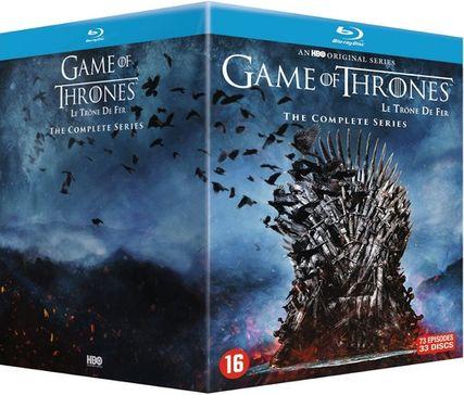 Game Of Thrones S1-8 Csr  (Blu-Ray)