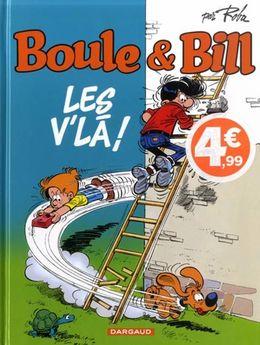 Boule et Bill Volume 25, Les v'là !