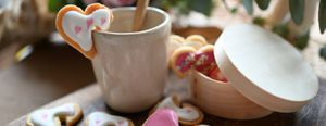 DIY - Biscuit coeur pour la Saint-Valentin