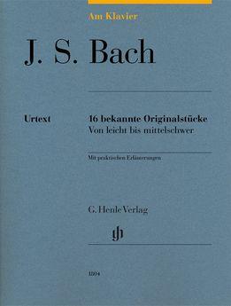 Bach: 16 pièces originales bien connues