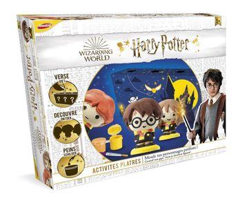 Harry potter coffret platre