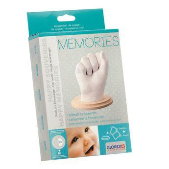 Kit empreintes Memories