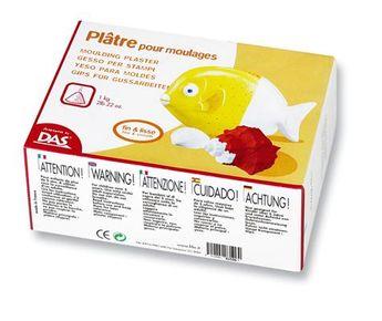 Boîte 1kg de poudre de plâtre pour moulage