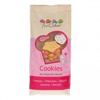 Préparation biscuits - 500g