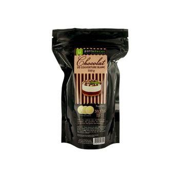 Chocolat blanc 250g