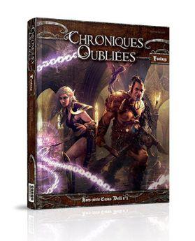 Chroniques Oubliées - Base Fantasy Deluxe