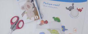 Créer  avec le plastique fou/dingue