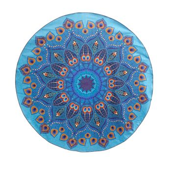 Toile de méditation mandala