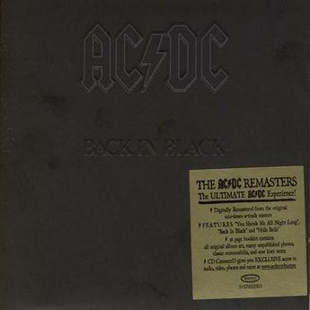 Ac/Dc - Back In Black - CD