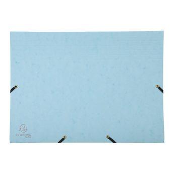 Pochette trieur carte multicolore 12 compartiments Aquarel - 34x24,5cm