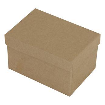 Boîte en carton rectangle 10x7x6cm - Créalia