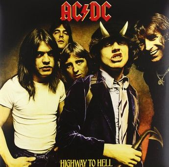AC/DC - Highway To Hell - Vinyle