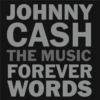 - Johnny Cash:Forever Words LP