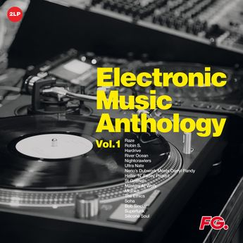- Electronic Music Anthology By Fg Vol 1 LP