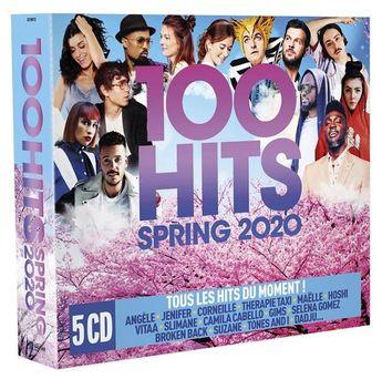 100 Hits Spring 2020 - CD